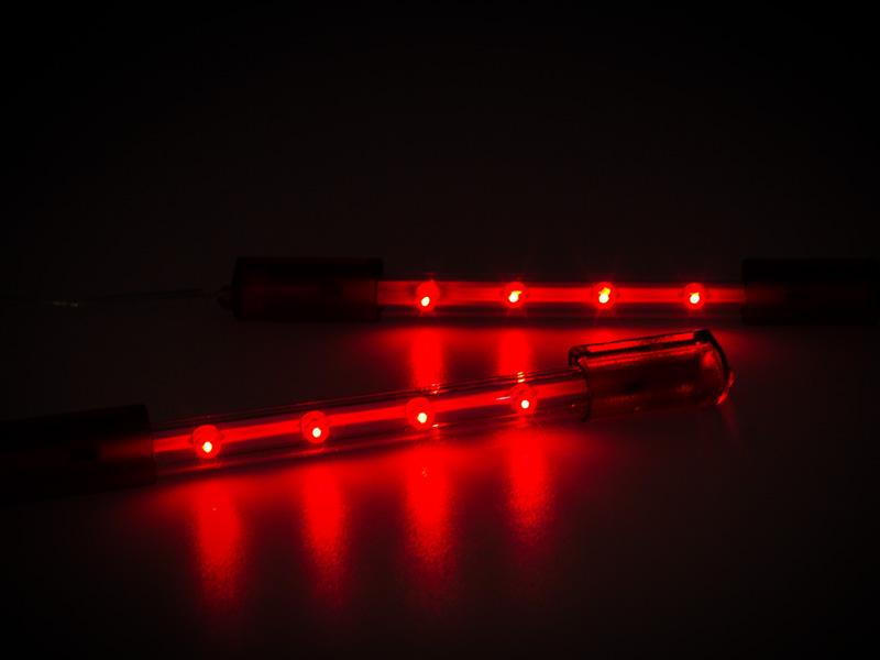 2x-LED-Innenraumbeleuchtung-Blau-Rot-Gruen-Daewoo-Espero-Evanda-Kalos