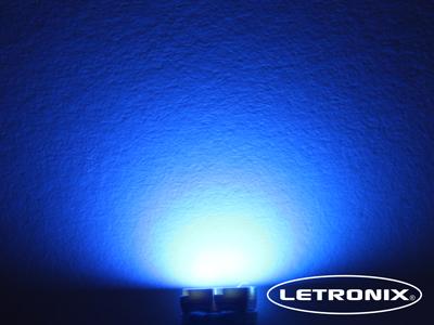 1x 1x 1x lampe compteur de vitesse 2 SMD PLCC2 LED T4.2 blanc bleu rouge ou vert 6469e4