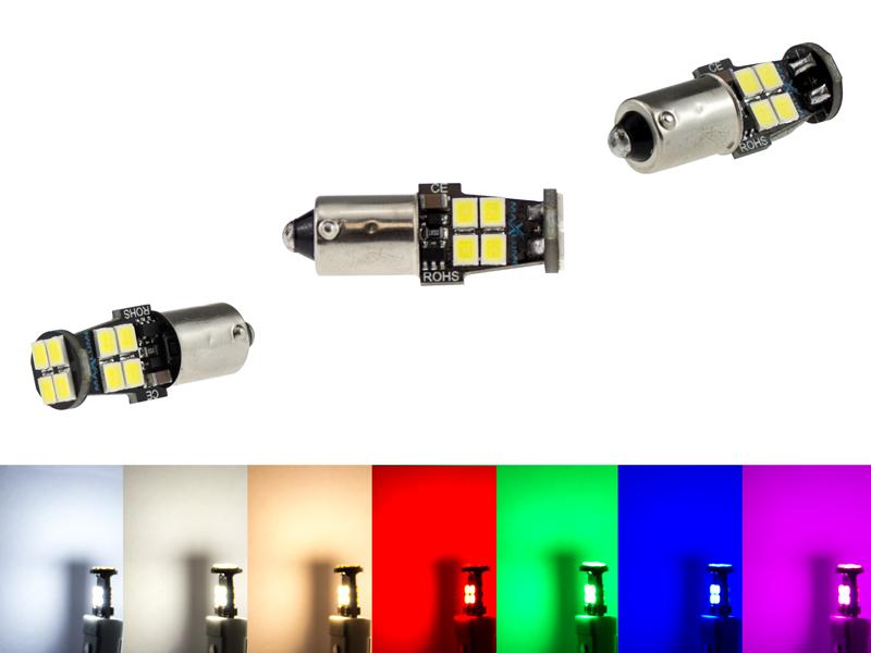 MaXlume-CAN-Bus-2835-SMD-LED-Lampe-Innenraum-Honda-NSX-Prelude-S2000-Stream