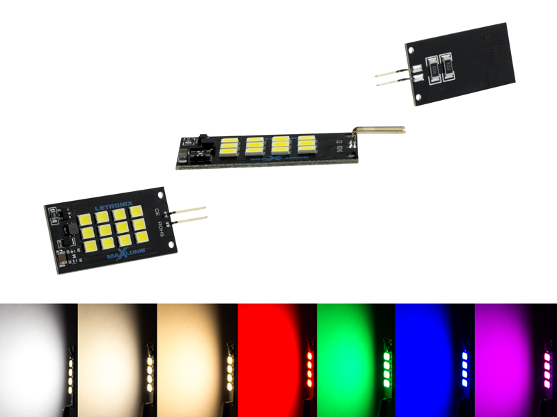 MaXlume-CAN-Bus-2835-SMD-LED-Lampe-Innenraum-Citroen-Bx-C-Zero-C1-C15-C2-C3