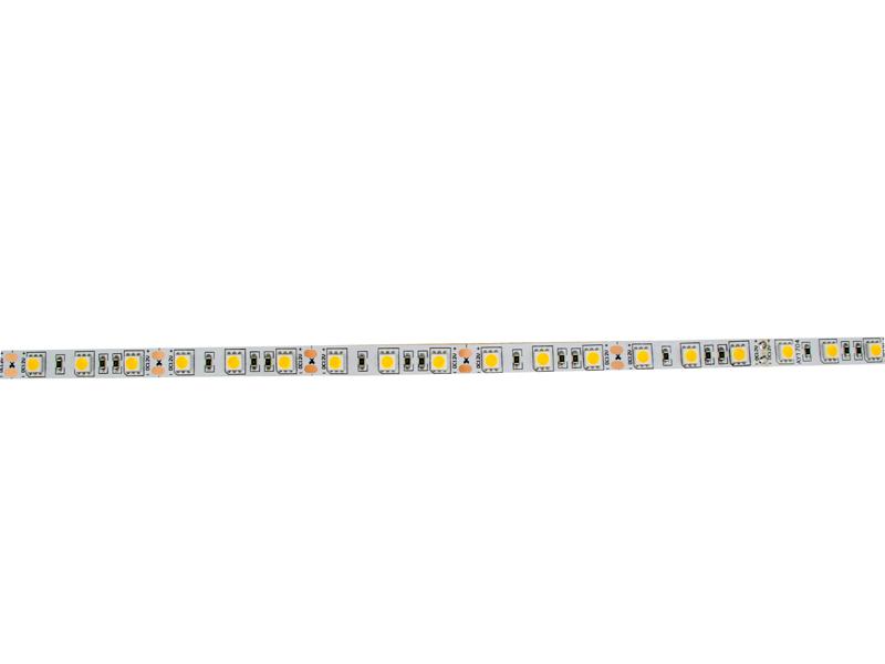 Letronix Premium 1M Flexible SMD LED Streifen 12 Volt Grün 120 SMD LEDs IP20