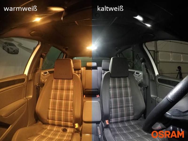 1x LED SMD Innenraum Kofferraum Beleuchtung PORSCHE 911 BOXSTER CAYMEN kaltweiß